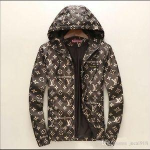 4ab7f8a8 LV supreme jackets NWT